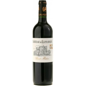 Вино Франции Château de Lamarque Haut Medoc / Шато де Ламарк О-Мелок, Кр, Сух, 0.75 л [3586250000597]