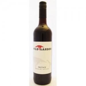 Вино ЮАР Wild Garden Pinotage, Кр, Сух, 0.75 л [4011831452889]