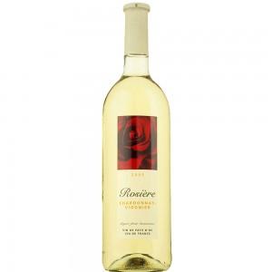 Вино Франции Rosiere Chardonnay Viognier / Шардоне Вионье Росиере, Бел, сл, 0.75 л [4049366000299]
