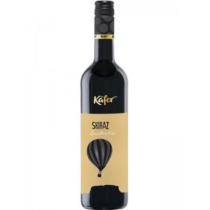 Вино Австралии Шираз, Kafer, 14%, Кр, Сух, 0.75 л [4820135490110]