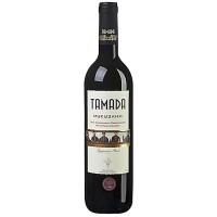 Вино Грузии Tamada Mукузани, Кр, Сух, 0.75 л 12.5% [4860004070012]