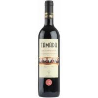 Вино Грузии Tamada Напареули, 13.5%, Кр, Сух, 0.75 л [4860004070029]
