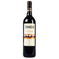 Вино Грузии Tamada Саперави, Кр, Сух, 0.75 л 13% [4860004070036]