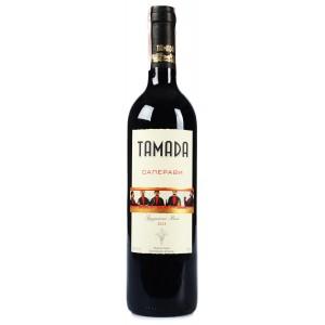 Вино Грузии Tamada Saperavi / Тамада Саперави, Кр., Сух., 0.75 л [4860004070036]