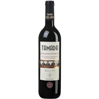 Вино Грузии Tamada Kиндзмараули, Кр, П/Сл, 0.75 л 11% [4860004070043]