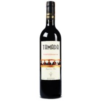 Вино Грузии Tamada Пиросмани, Кр, П/Сл, 0.75 л 12% [4860004070074]