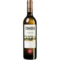 Вино Грузии Tamada Mцванe, Бел, Сух, 0.75 л 13.5% [4860004070128]