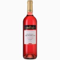 Вино Грузии Chateau Mukhrani Тавквери, Роз, Сух, 0.75 л 12% [4860008470184]