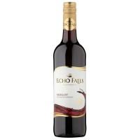 Вино США Echo Falls Merlot, Кр, Сух, 0.75 л 13% [5010186014529]