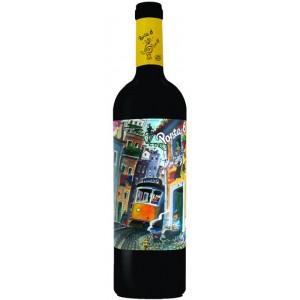 Вино Португалии Porta 6 Tinto / Порта 6 Тинто, Кр, П/Сух, 0.75 л [5601996547897]