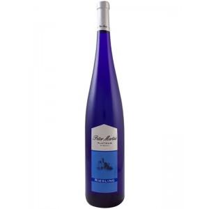 Вино Германии Peter Mertes Riesling Latinium / Петер Мертес Рислинг Латиниум, Бел, П/Сл, 1.5 л [742881000457]