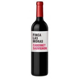 Вино Аргентины Finca Las Moras Cabernet Sauvignon, Кр, Сух, 0.75 л 13.5% [7791540127106]