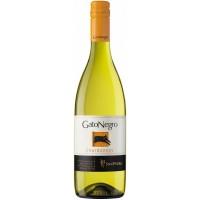 Вино Чили Gato Negro Chardonnay, Бел, Сух, 0.75 л 13.5% [7804300120641]