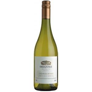 Вино Чили Errazuriz Estate Chardonnay / Эрразурис Эстейт Шардоне, Бел, Сух, 0.75 л [7804304104722]
