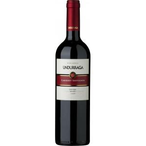 Вино Чили Undurraga Varrietal Cabernet Sauvignon, 13.5%, Кр, Сух, 0.75 л [7804315010005]