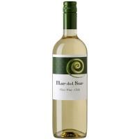 Вино Чили Mar Del Sur / Мар дель Сур, Бел, П/Сл, 0.75 л [7804320356013]
