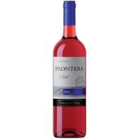 Вино Чили Frontera Rose, Роз, Сух, 0.75 л 12% [7804320483115]