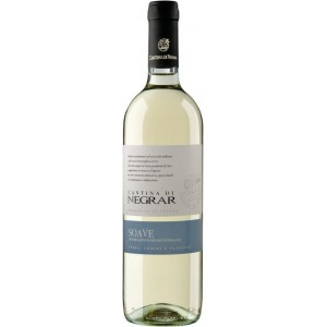 Вино Италии Cantina di Negrar Soave / Кантина ди Неграр Соаве, Бел, Сух, 0.75 л [8002053031033]