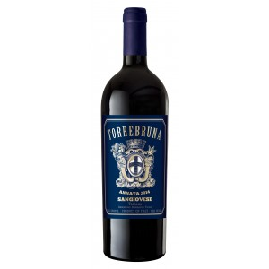 Вино Италии Castellani Sangiovese Torrebruno / Кастеллани Санджовезе Торребруно, Кр, Сух, 0.75 л [8002153215920]