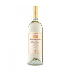 Вино Италии Santa Margherita Pinot Grigio / Санта Маргарита Пино Гриджо, Бел, Сух, 0.75 л [8003930111114]