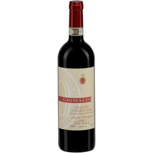 Вино Италии Grimaldi Dolcetto di Diano Montagrillo / Гримальди Дольчетто д'Альба Монтагрильо, Кр, Сух, 0.75 л [8023228000203]