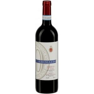 Вино Италии Grimaldi Nebbiolo d'Alba Campe / Гримальди Неббиоло д'Альба Кампе, Кр, Сух, 0.75 л [8023228000401]