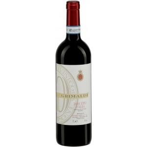 Вино Италии Grimaldi Dolcetto d'Alba / Гримальди Дольчетто д'Альба, Кр, Сух, 0.75 л [8023228000807]