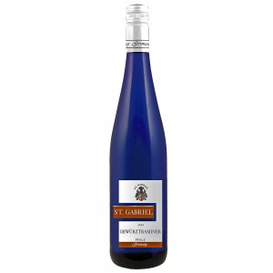 Вино Германии St.Gabriel Gewurztraminer / Гевюрцтраминер, Св. Габриель, Бел, П/Сл, 0.75 л [84279916019]