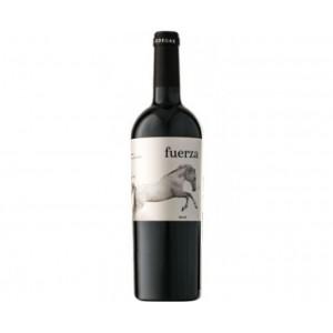 Вино Испании  Ego Bodegas Fuerza / Эго Бодегас Фуэрза, Кр, Сух, 0.75 л [8437013527033]