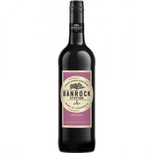 Вино Австралии Banrock Station Shiraz, 13.5%, Кр, Сух, 0.75 л [9311043023569]