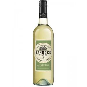 Вино Австралии Banrock Station Сolombard Chardonnay, 12%, Бел, Сух, 0.75 л [9311043083105]