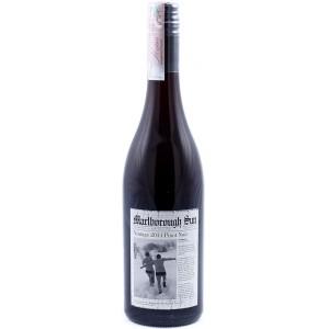 Вино Новой Зеландии Marlborough Sun Pinot Noir / Мальборо Сан Пино Нуар, Кр, Сух, 0.75 л [9418076001400]