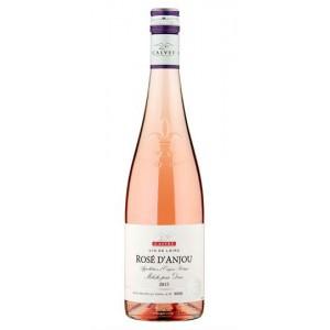 Вино Франции Calvet Rose d'Anjou / Кальве Розе д'Анжу, Роз, П/Сл, 0.75 л [3159560595000]