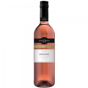 Вино Франции Marcel Martin Syrah Rose 2015 / Марсель Мартин Сира Розе, роз, сух, 13%, 0.75 л [3176780104348]