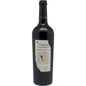 Вино США 770 Miles Cabernet Sauvignon / 770 Милс Каберне Совиньон, Кр, Сух, 0.75 л [3263280102407]
