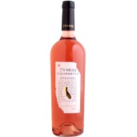 Вино США  770 Miles Zinfandel Rose / 770 Милс Зинфандель, Роз, Сух, 0.75 л [3263280102414]