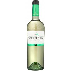 Вино ЮАР Cape Spring Chenin Blanc / Кейп Спринг Шенен Блан, Бел, Сух, 0.75 л [3263286326814]