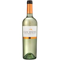 Вино ЮАР Cape Spring Sauvignon Blanc (Кейп Спринг Совиньон Блан), Бел, Сух, 12.5%, 0.75 л [3263286355326]