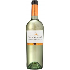 Вино ЮАР Cape Spring Sauvignon Blanc, Бел, Сух, 0.75 л 12.5% [3263286355326]