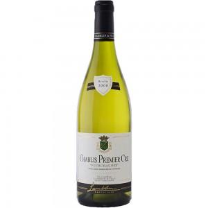 Вино Франции Lamblin & Fils Chablis Premier Cru Fourchaumes / Ламблен и Фис Премьер Крю Фуршом, 13%, Бел, Сух, 0.75 л [3269390084015]