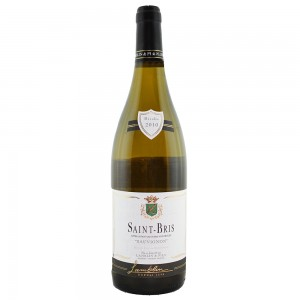 Вино Франции Lamblin & Fils Saint Bris Sauvignon / Ламблин энд Филс Сен Бри Совиньон, Бел, Сух, 0.75 л [3269390274010]