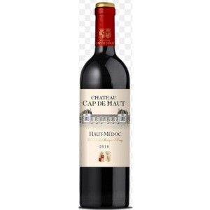 Вино Франции Chateau Cap de Haut Haut Medoc / Шато Кап де О, О-Медок, Кр, Сух, 0.75 л [3500610062100]