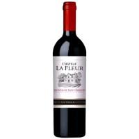 Вино Франции Chateau La Fleur Montagne Saint-Emilion 2014 (Шато Ля Флер Монтаж Сент-Эмильон), Кр, Сух, 13.0%, 0.75 л [3500610064197]