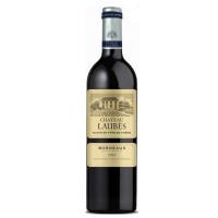 Вино Франции  Chateau Laubes Eleve en Futs de Chene / Шато Леб Элеве Ан Фю Де Шен, Кр, Сух, 0.75 л [3500610078590]