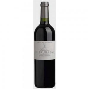 Вино Франции Chateau Le Bruilleau Pessac Leonyan / Шато Ле Брюлю Пессак Леоньян, Кр, Сух, 0.75 л [3500610100093]