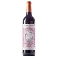 Вино Франции Chateau Bellevue Rouge, Кр, Сух, 0.75 л 13% [3760144540240]