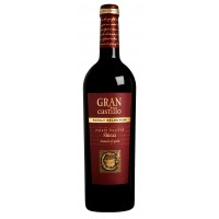 Вино Испании Bodegas Gran Castillo Selection Shiraz, Кр, П/Сух, 0.75 л 13% [4740158003077]