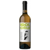 Вино Украины Idol of Chile Chardonnay, Бел, Сух, 0.75 л 10 - 15% [4823069001889]