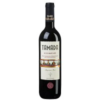 Вино Грузии Tamada Ahasheni / Тамада Ахашени, Кр, П/Сл, 0.75 л [4860004070067]