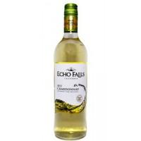 Вино США Echo Falls Chardonnay / Эхо Фоллс Шардоне, Бел, Сух, 0.75 л [5010186014536]